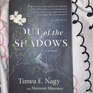 "Other - Gently used book  ""out of the shadows"""